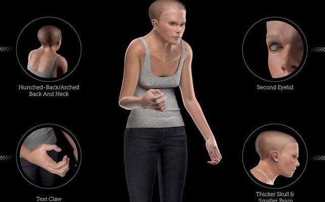 Technology Change Human Body
