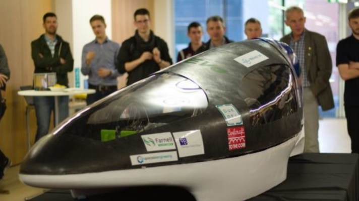 Strathclyde Electric Vehicle