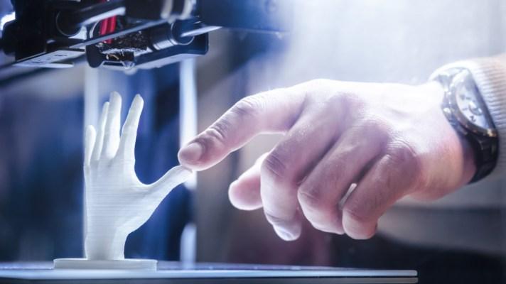 3D Printers Mars
