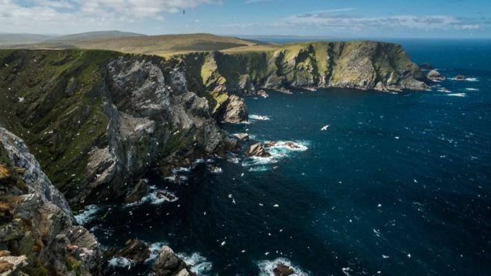 Shetland Space