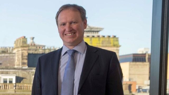 Steve Williams from Deloitte Scotland