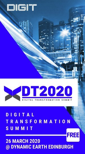 5th Annual Digital Transformation Summit 2020
