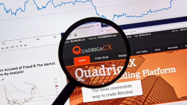 QuadrigaCX founded by Gerald Cotten