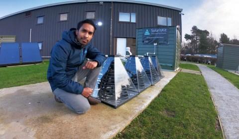 Faisal and SolarisKit collectors