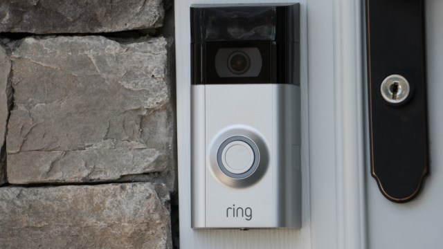 Amazon Ring Doorbell