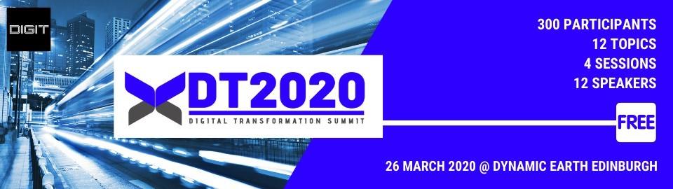 Digital Transformation 2020