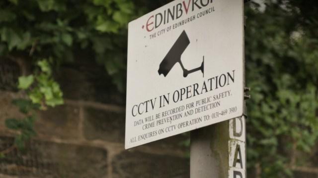 Edinburgh CCTV