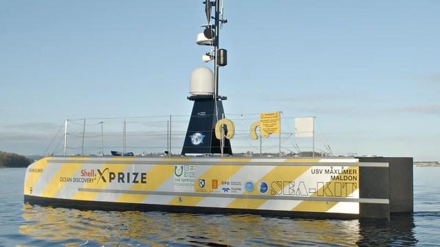 remote-operated vessel