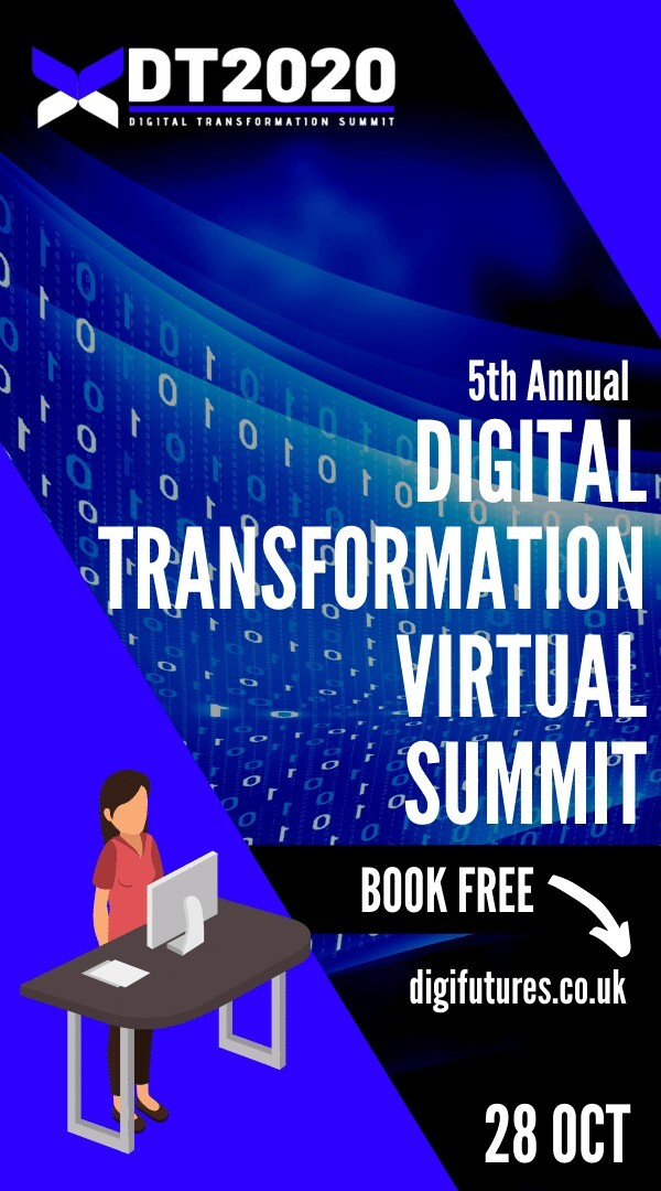 DIGITAL TRANSFORMATION VIRTUAL SUMMIT 2020