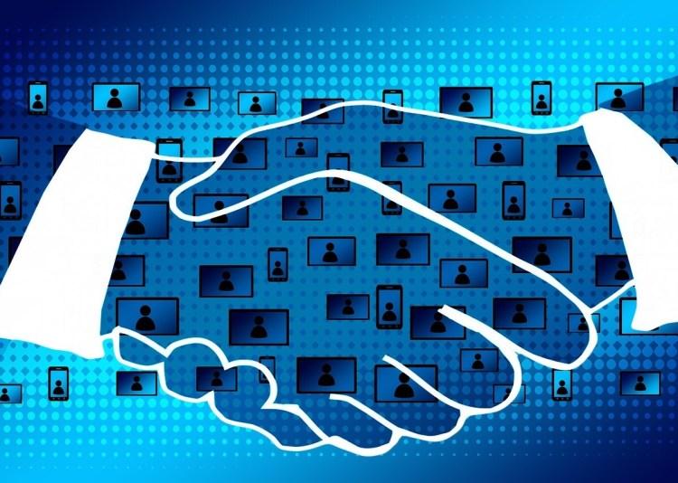 Google and Facebook AI technology Digital Hiring Platform