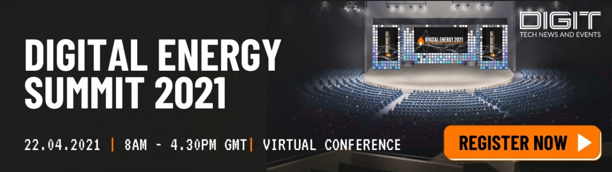 DIGITAL ENERGY VIRTUAL SUMMIT 2021