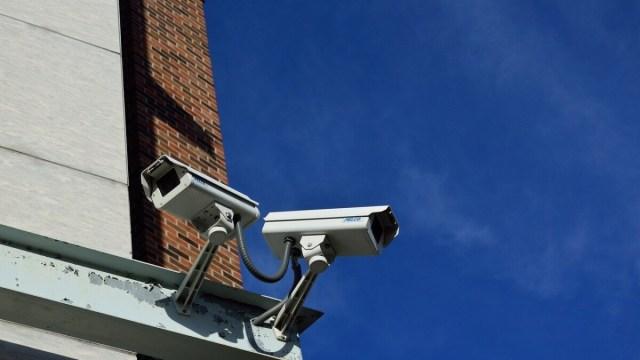 Surveillance Camera Hack