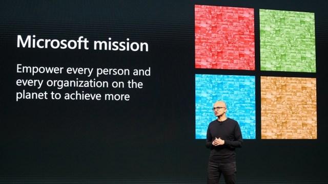 Microsoft Nuance Communications