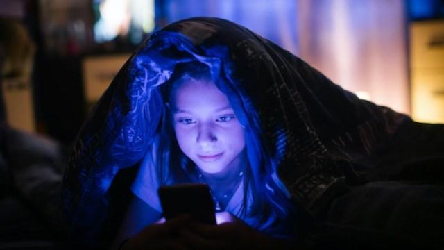 Social Media Sleep Impact