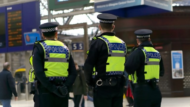 Police Scotland Body Cameras