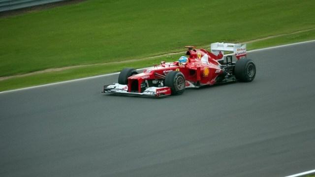 Formula One app hack
