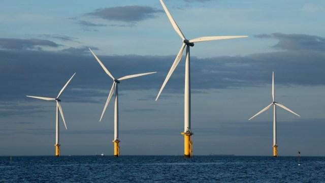 Aberdeen offshore windfarms