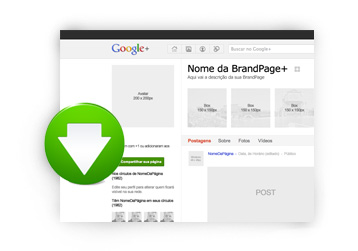 Brand Page no Google Plus