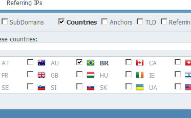 Verificação de URL no Site Explorer