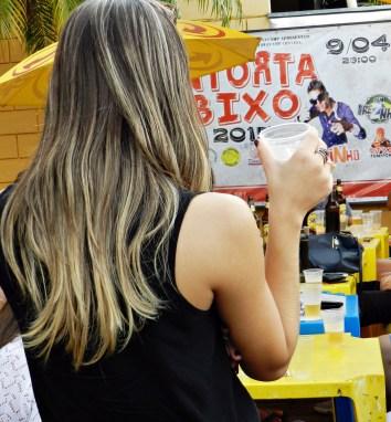 o hábito de beber pelo menos cinco doses de bebida em um período de duas horas, cresceu de 45%, em 2006, para 59%, em 2012, segundo pesquisa da Unifesp (Foto: Vinicius Oliveira)