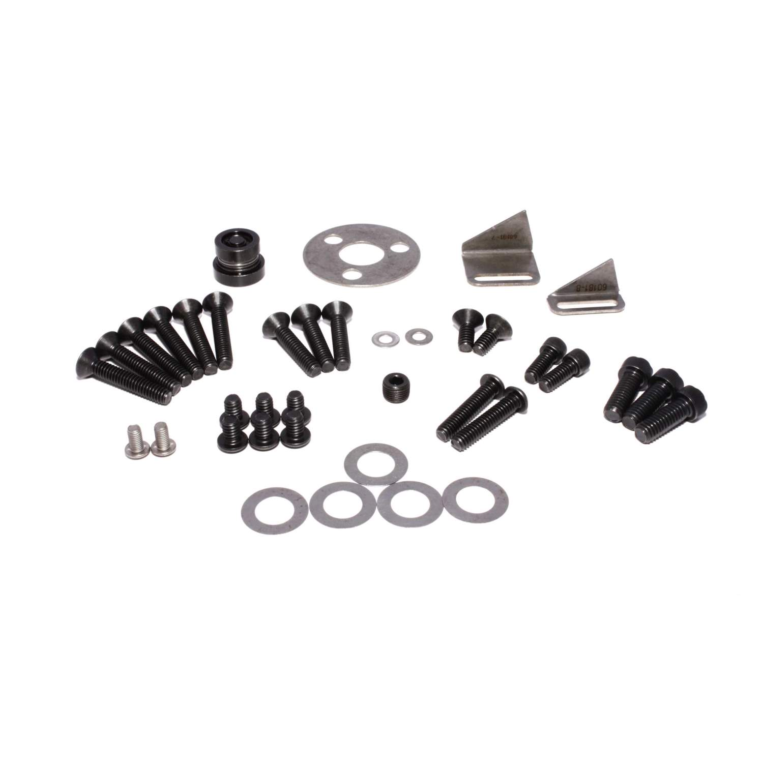Hardware Kit For 210 Two Piece Billet Aluminum Timing