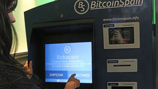 cajero bitcoins