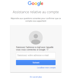 Assistance Google