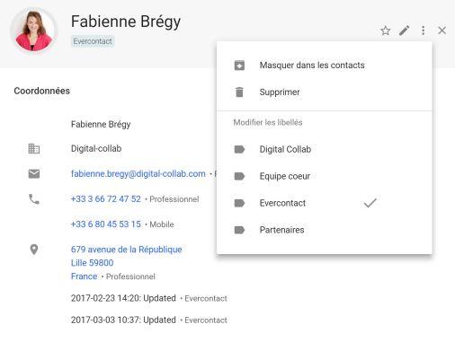 Gmail au profit de notre productivité individuelle - liste de diffusion