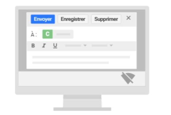 Cloud et Gmail Hos connexion