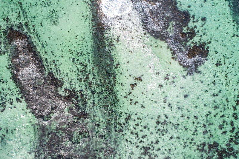 Sandbanks and Ice of Andøya | Areal Flights 2018, Marc Ihle