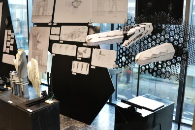 Exhibition: More than Décor | Tutors: Galo Moncayo-Asan, Peter Massin and Marc Ihle | Institute of Experimental Architecture.Hochbau | Prof. Marjan Colletti | University of Innsbruck | 2014 / 2015
