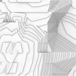 Visualizing Terrain Properties | Abstracted Digital Landscape | Marc Ihle