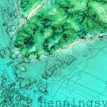 Cartography Lofoten | Area 60x40 km | Adding Terrain Attributes | Data: Kartverket.no | Editing and Mapping: Marc Ihle