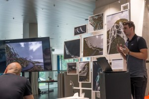 Arctic Studio | Final Presentation & Exhibition at the Faculty of Architecture of the University of Innsbruck | Fotos: Students Arctic Studio | 2018