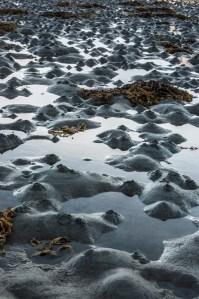Sand Patterns   Lofoten, Norway 2016   Foto: Marc Ihle