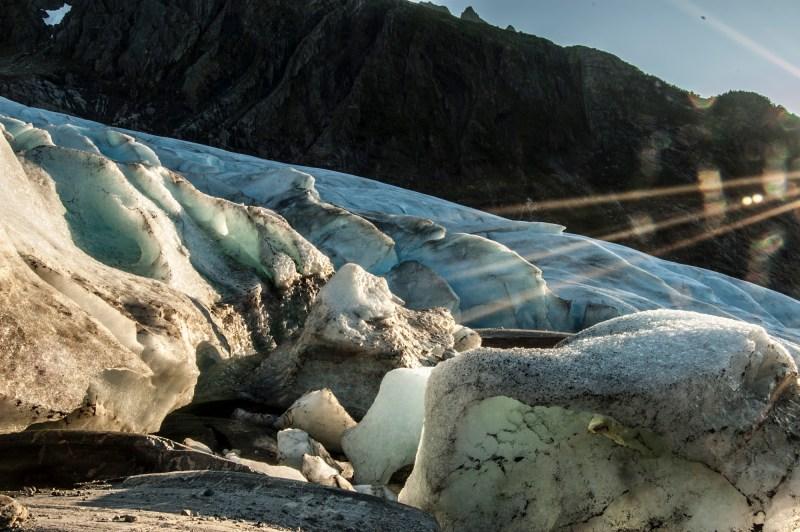 Glacial Forms of Erosion   Svartisen og Engebreen in Helgeland, Norway 2016   Foto: Marc Ihle