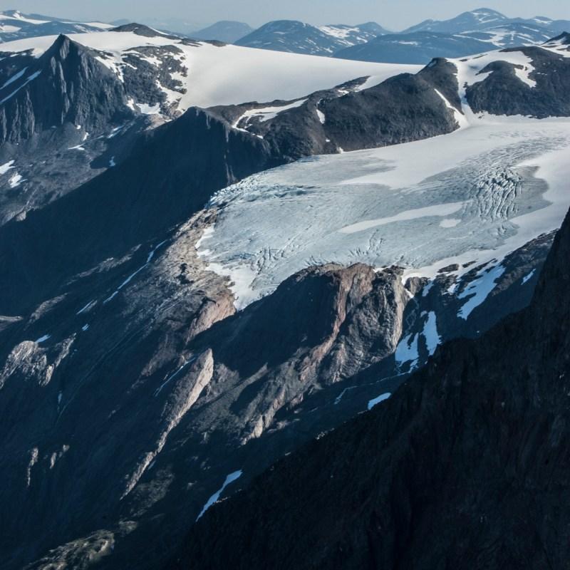 Glacial Forms of Erosion | Svartisen og Engebreen in Helgeland, Norway 2016 | Foto: Marc Ihle