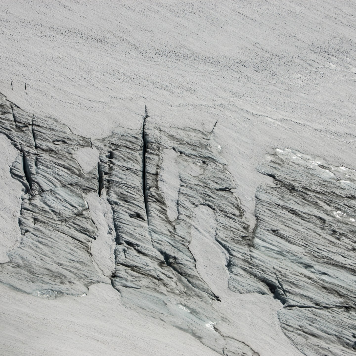 Glacial Forms of Erosion | Svartisen og Engebreen in Helgeland, Norway 2016 | Foto: Marc Ihle