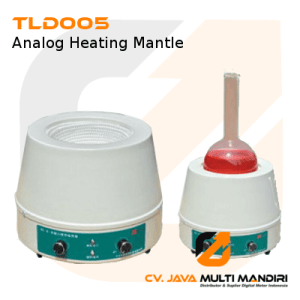 Analog Heating Mantle with Magnetic Stirrer TLD005