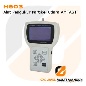 Alat Pengukur Partikel Udara AMTAST H603