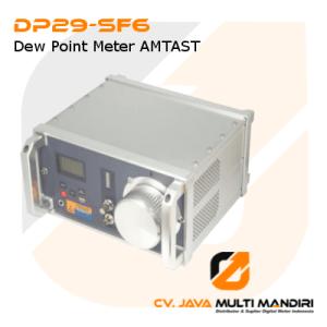 Dew Point Meter AMTAST DP29-SF6