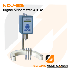 Digital Viscometer AMTAST NDJ-8S