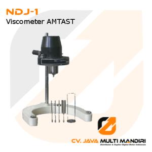 Viscometer AMTAST NDJ-1