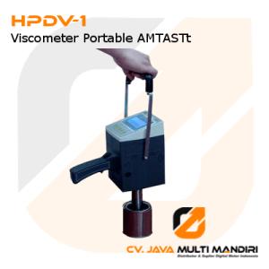 Viscometer Portable AMTAST HPDV-1