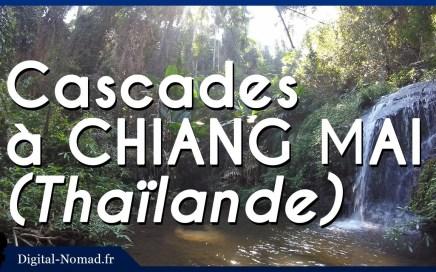 [VOYAGE] Cascades à CHIANG MAI (Thaïlande) :