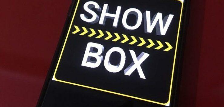 list of new movies on showbox
