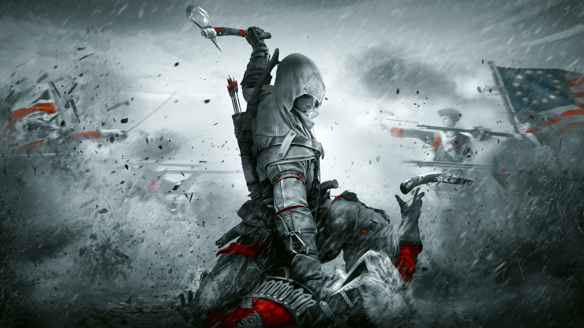 Assassin's Creed III Remastered Release Date, Scheduled on March 29th, Ubisoft Announced