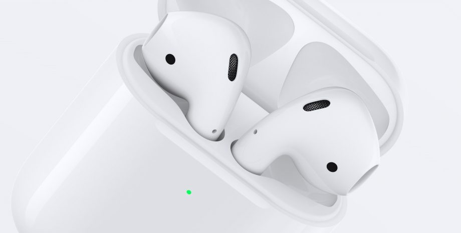 Apple unveils new wireless AirPods headphones and here's what's new
