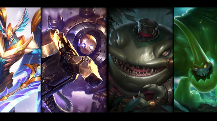 League of Legends Future Patches: 9 9 - 9 10 Changes in
