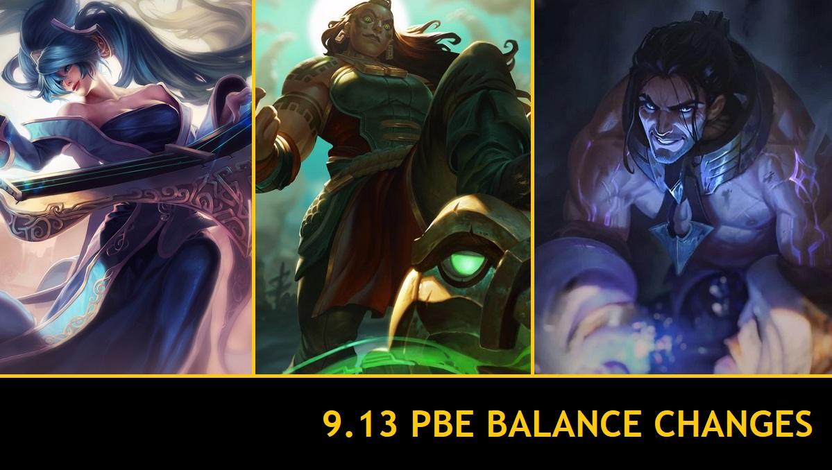Legends League 9 13 PBE: Illaoi, Karma, Sivir, Sylas